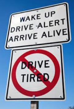 Drowsy Driving: Tips and Info to Plan Your Drive This Holiday Season