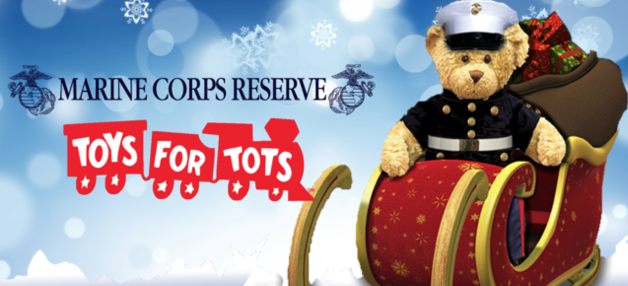 Herb Connolly Chevrolet is Collecting Toys for Tots!