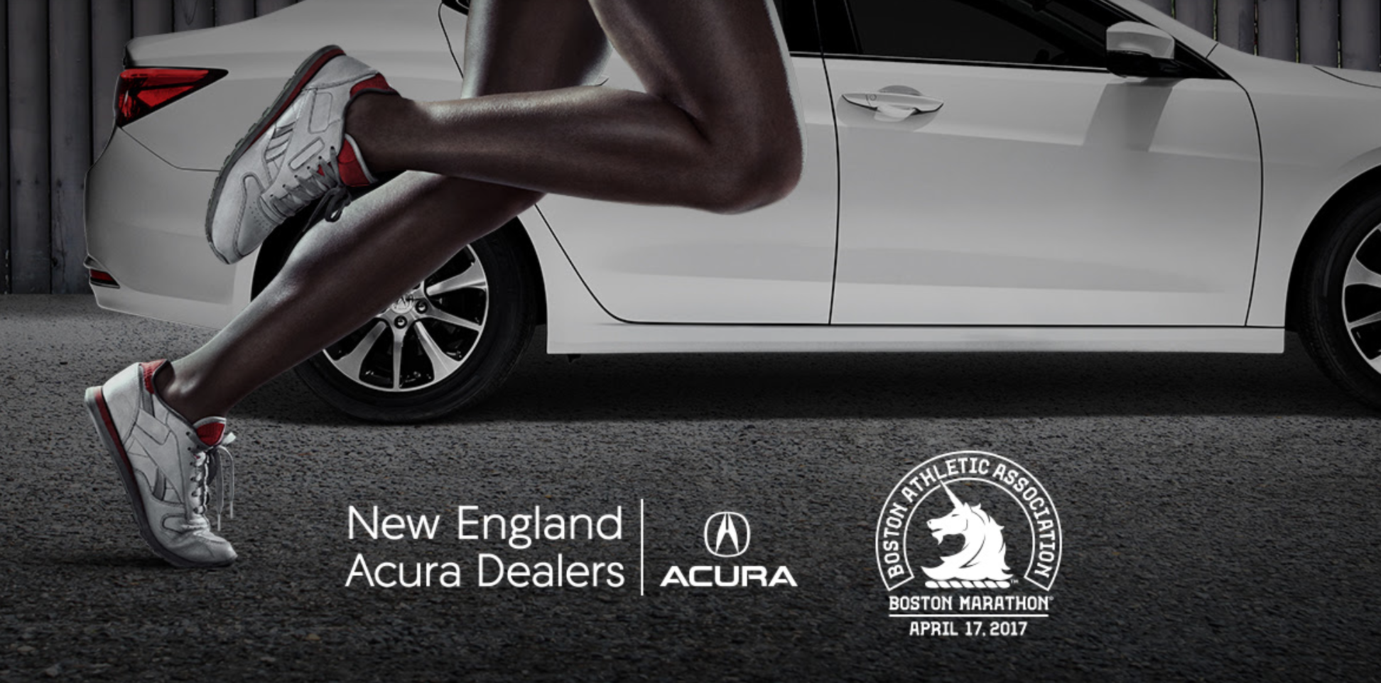 New England Acura Dealers Sponsor Boston Marathon for Second Year